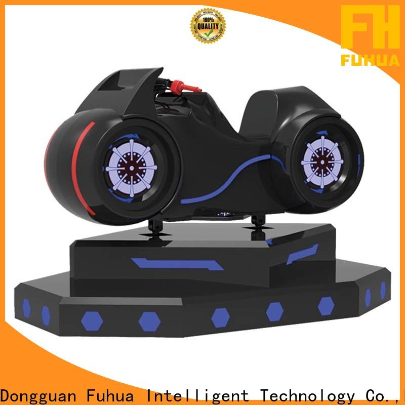 Fuhua product best racing simulator dynamic control technology