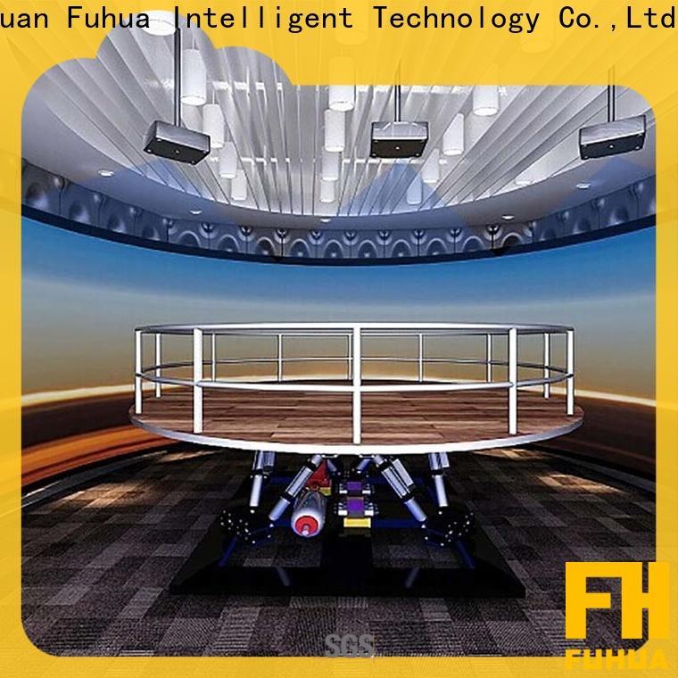 Fuhua earthquake earthquake simulator engines for commercial amusement