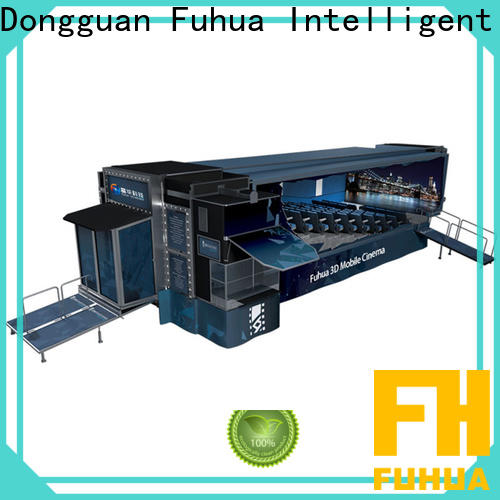 removable mobile theater xd air conditioning system control system for shopping malls