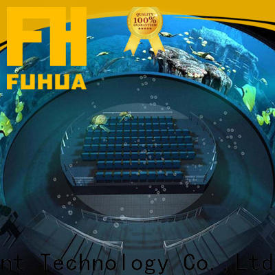 Fuhua theatre dome projection wholesale for education