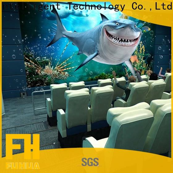 cool 4d 5d cinema fuhua for adults for theme park