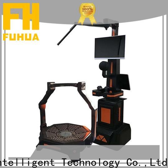 Fuhua international laser shot simulator for sale for cinema