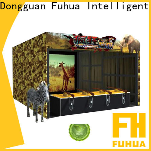 Fuhua cool shooting simulator for home engines for theme park