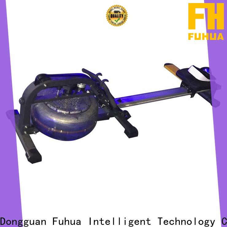 Fuhua motion vr rowing realistic experience for fitness game center