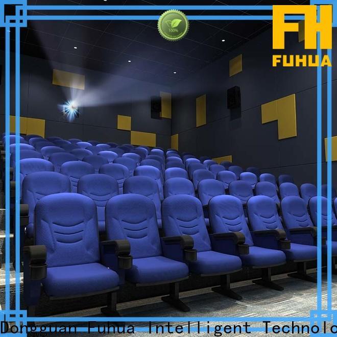 Fuhua amusement 3d theater 3D control