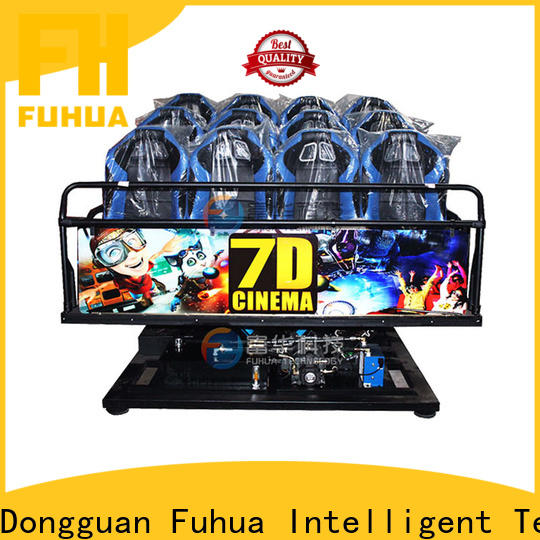 Fuhua 7d cinema 7d audio system for tourist attractions