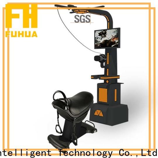 Fuhua international shooting simulator for home dynamic control technology for amusement park