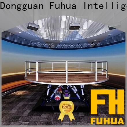 Fuhua experience earthquake simulator engines
