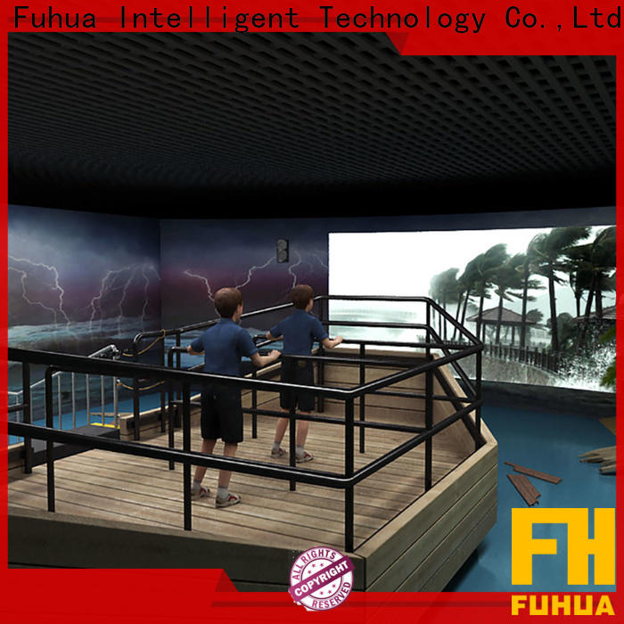 Fuhua popular voyage simulator for Science Education for school