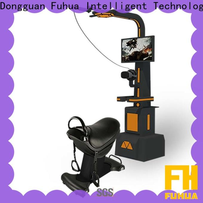 Fuhua Attractive hunting simulator engines for theme park