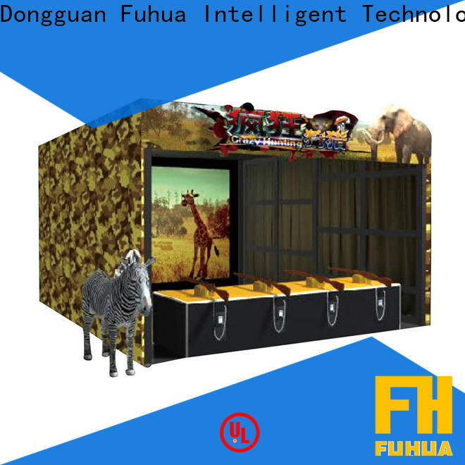 high performance hunting simulator aircraft for sale for theme park