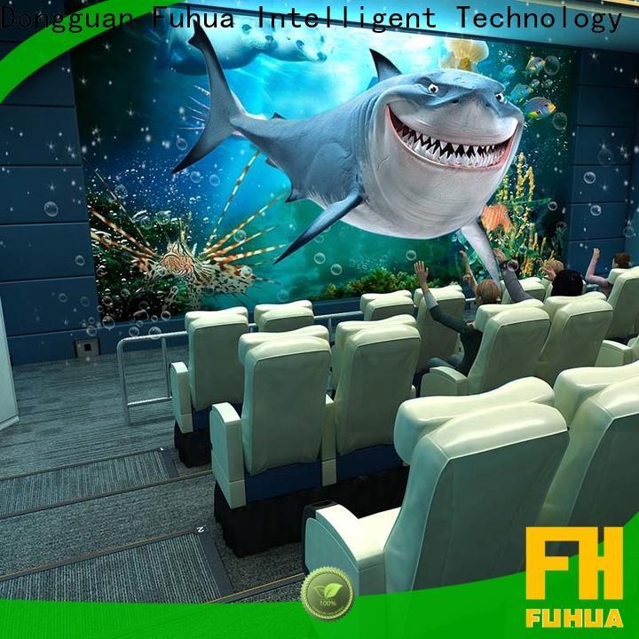 Fuhua successful 5d cinema for kids for cinema