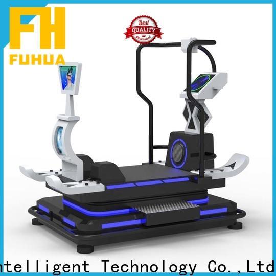 Fuhua athletic horse riding simulator dynamic control for school
