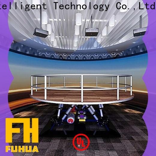 Fuhua education earthquake simulator engines