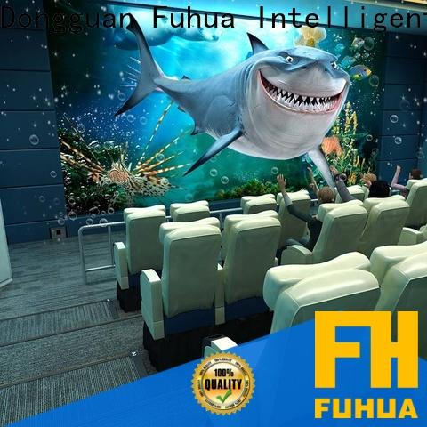 Fuhua 5d 5d cinema for adults for theme park