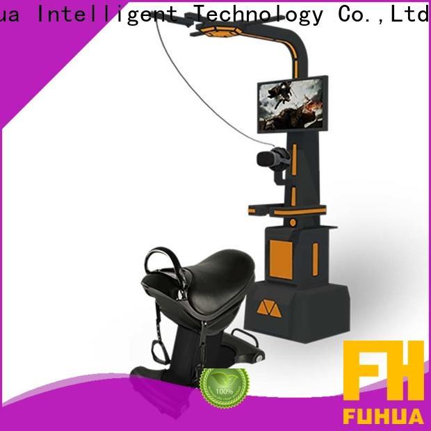 Fuhua fashionable shooting simulator factory for amusement park