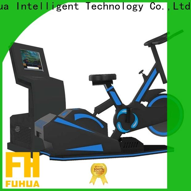 Fuhua boating virtual reality game system for exercising for family