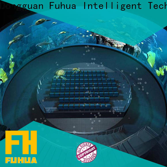 Fuhua High-tech dome projection Special design for space & science center