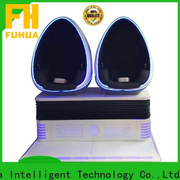 Fuhua 3D surround sound 9d cinema different experience for cinema
