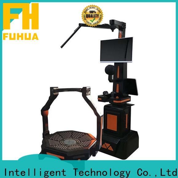 Fuhua Attractive laser shot simulator engines for market