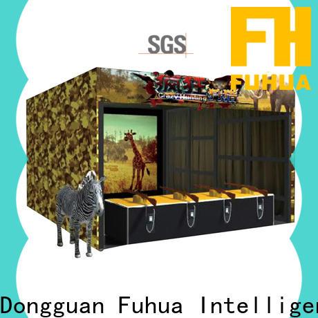 Fuhua free hunting simulator dynamic control technology for cinema