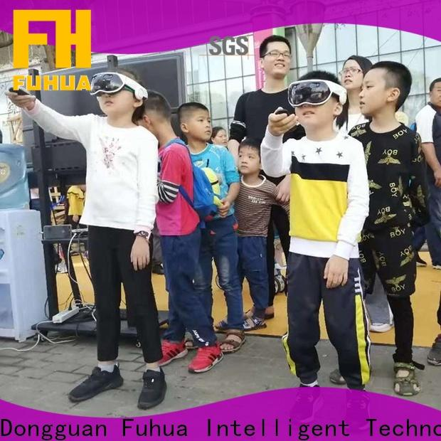 Fuhua game vr multiplayer game different experience for theme parks