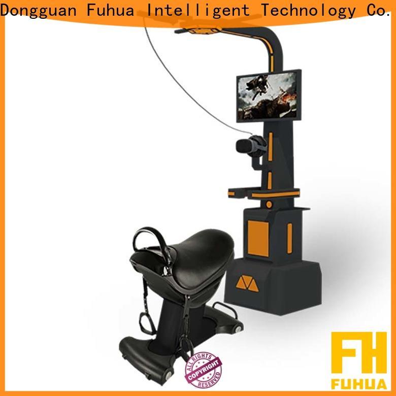 Fuhua fashionable hunting simulator engines for theme park