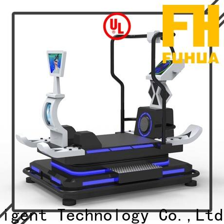 Fuhua cool ski vr for fitness game center