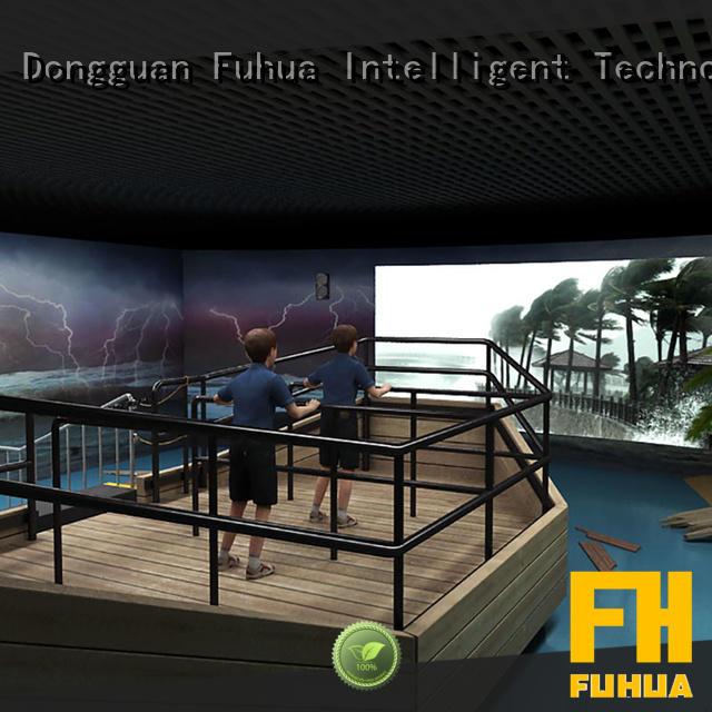 Fuhua popular voyage simulator for education for school