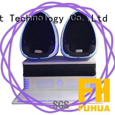 Fuhua slide egg vr different experience for cinema