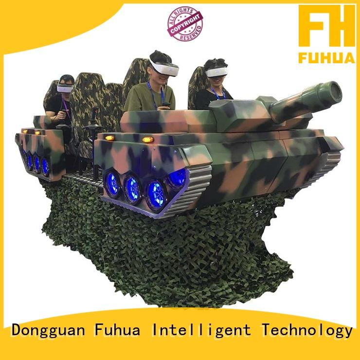 Fuhua successful vr 720 for adults for amusement