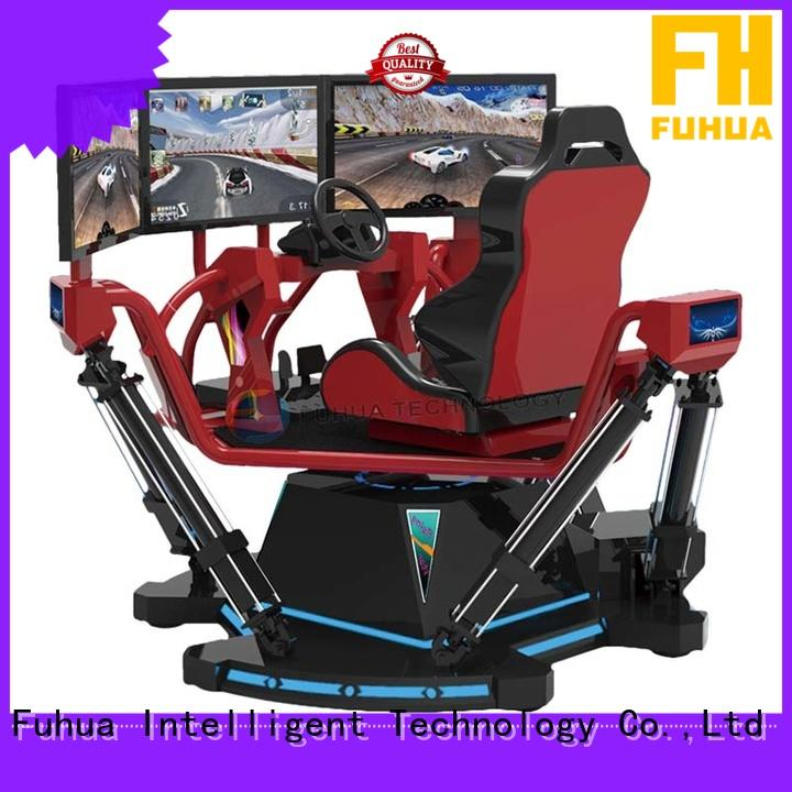 Fuhua Attractive best driving simulator Cinema