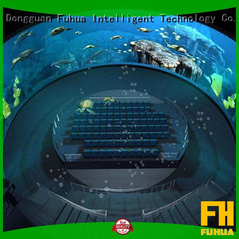 Fuhua cinema dome projection Projector system for space & science center