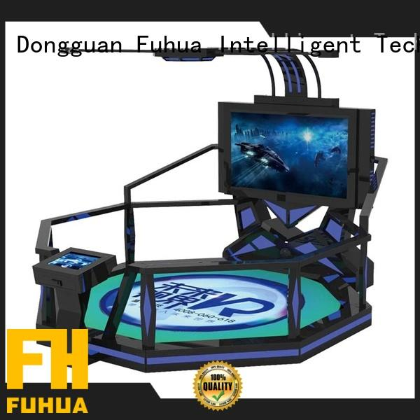 high performance shooting simulator platform for sale for cinema
