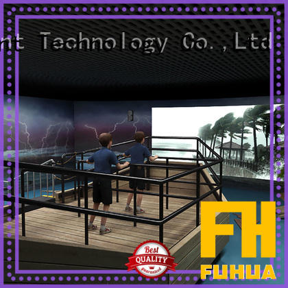 Fuhua experience voyage simulator for Science Education for school