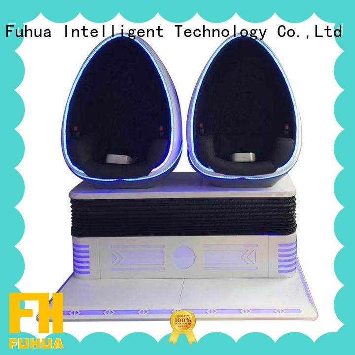 Fuhua indoor 9d vr simulator for adults