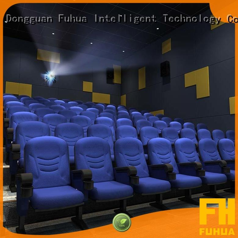 Fuhua economy cinema 3d system Chinese for park