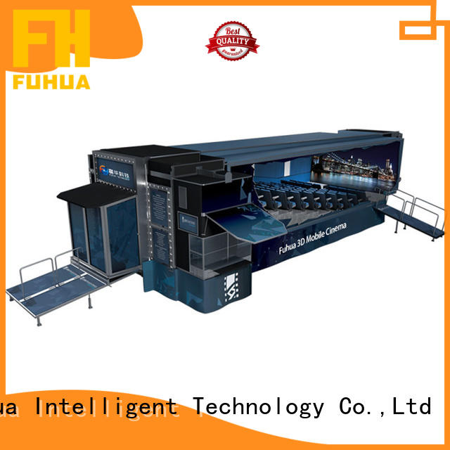 Fuhua theatre mobile theater air conditioning system control system for clubs