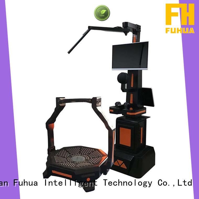 Fuhua arcade shooting simulator engines for cinema
