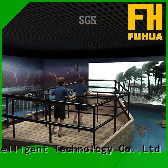 Fuhua fuhua voyage simulator for education for museum