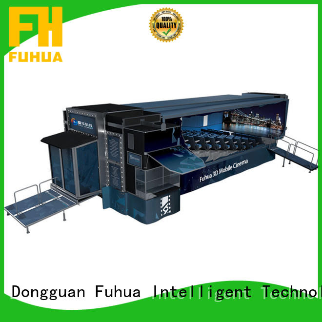 Fuhua High Cost-effective mobile theater air conditioning system control system for museum