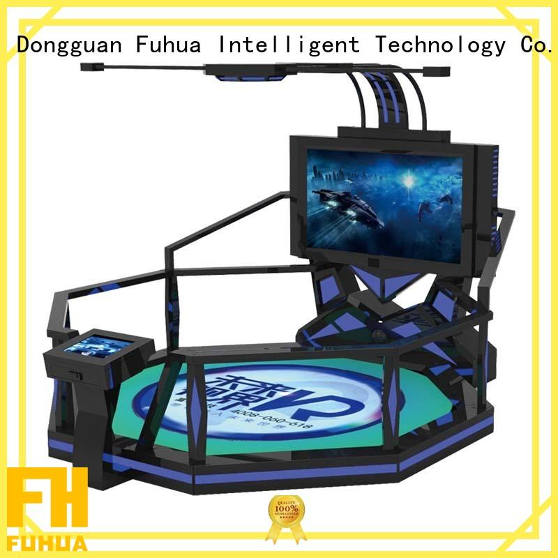 cool hunting simulator treadmill for sale for cinema