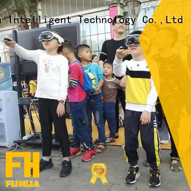 Fuhua Multiplayer best mixed reality games reality for family entertainment center