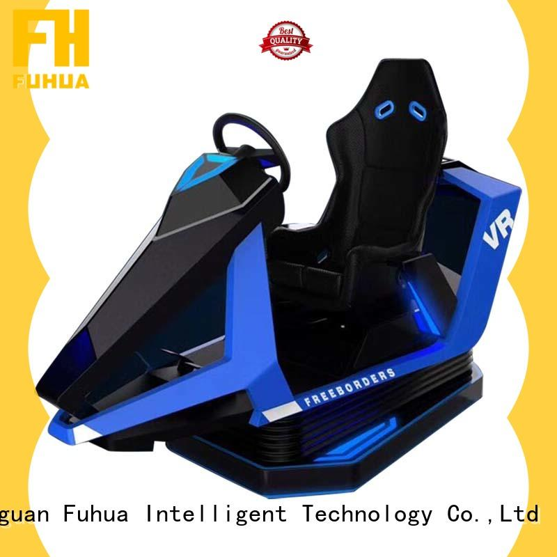 Fuhua motorcycle best racing simulator for sale for cinema