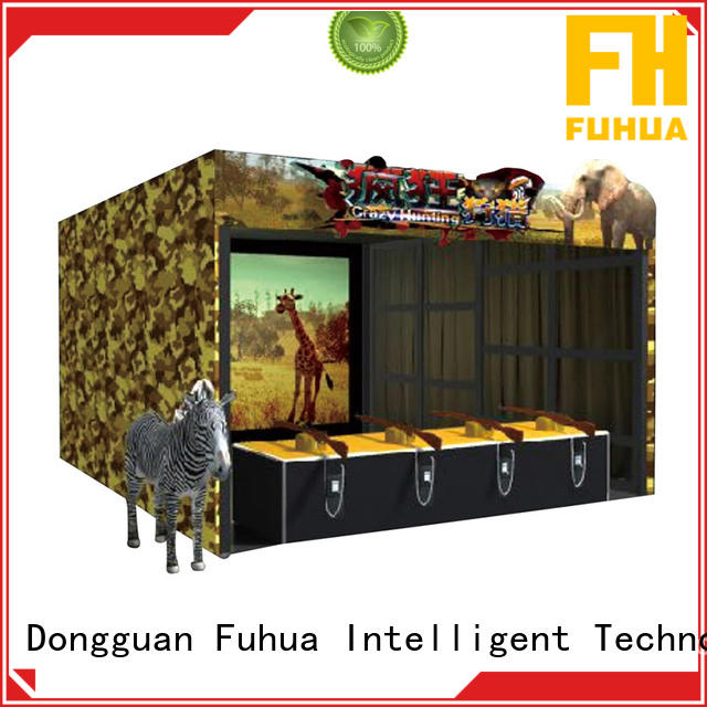 Fuhua high performance vr shooting for sale for theme park