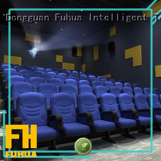Fuhua economy 3d theater supply for cinema