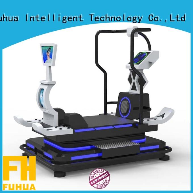 vr rowing system for family Fuhua