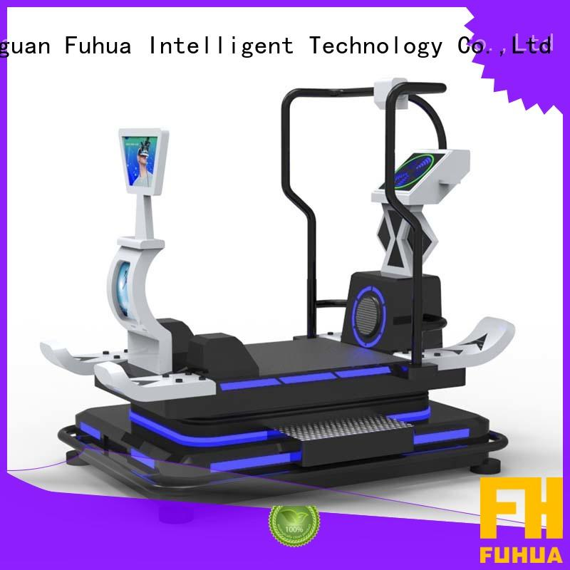 Fuhua reality vr exercise games for fitness game center