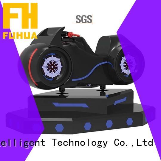 Fuhua international vr racing simulator racing for cinema
