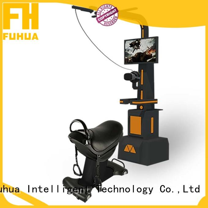 Fuhua cool laser shooting simulator engines for market